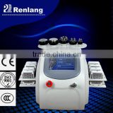 Good effective!ultrasonic liposuction cavitation machine/i lipo machines for sale/radio frequency machine cost