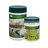 Australian By Nature Colostrum and Milk Powder (400g) health supplement dietary bovine