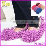 Floor Dust Clean Shoes Mop House Clean Shoe Cover Multi function Slippers
