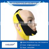 LX689 Hot Sale Top Quality Best Price Chin Strap To Stop Snoring,Shut Up Belt,Anti Snoring Strap