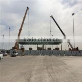 China Honglu Light Steel Structure Gas Station