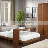 Southeast Natural Wood Bedroom Set,Kids/Children Bedroom Set,Graceful Solid wood Furniture set,Children Bed With Mobile Pedestal