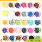 30 Colors Tiny Warmer Glitter Shimmer Shining Pearl Highlighting Eyeshadow Pigments Set Makeup Cosmetic Eye Shadow