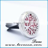 wholesale fashion Stainless steel Car diffuser jewelry