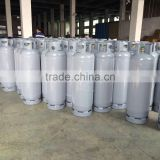 100lb DOT certified DOT 4BA DOT 4BW empty steel lpg gas cylinder/tank/bottle with good price