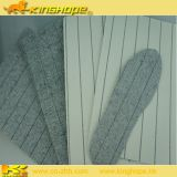 Stripe insole board gray strobel insole board in roll
