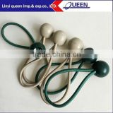 Elastic ball bungee loop