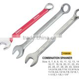 Y02029 Mirror polished combination spanner