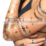 temporary FLASH TATTOOS WATER TRANSFER