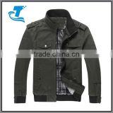Wholesale OEM Outdoor High Quality men military winter jacket