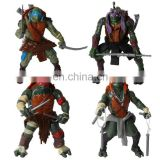 2016 Teenage Mutant Ninja Turtle Batman VS Superman Batman Ironman Superhero action figure Super Hero PVC toys wholesale price