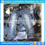high quality second hand items jean pants second hand clothes usa