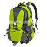 Best Hiking Green Gray Bags in Guangzhou Foldable Backpack