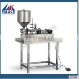 FLK hot selling pneumatic cream &liquid filling machine