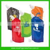 Foldable Drinking Bottle Water Sports Bottle