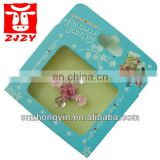 Beauty Flower Mobile Crystal Rhinestone Sticker(ZY6-009)