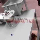 Durable kernel shell cracking separator machine walnut hard sheller peeler with good price