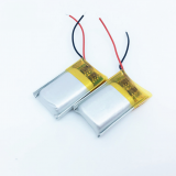 Polymer Lithium Battery Rechargeable Battery 3.7V 501020 80mah Li Ion Battery