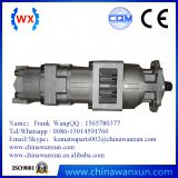 705-58-46001 HYDRAULIC GEAR PUMP FOR WA600-1 Triple pump LOW NOISE pump assy
