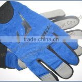 good quality full finger cycling gloves with Gel pad