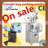 SH160-02 Triangular Tea Bags Machineary for large Raw Material Leaf Tea and Herb Tea Packing