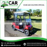 Best Customized Battery Operated Electric Golf Cart for Dealers