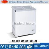 CE/CB/ROHS marked chest freezer for ice cream at hot sales