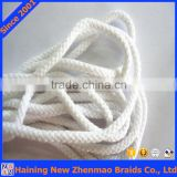 Wholesale custom color cotton braided draw cord