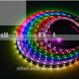 wholesale cheap SMD 5050 ws2812b dream color rgb addressable led copper wire string lights