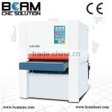 Face veneer sanding sander machine