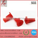 silicone umbrella valve/ duckbill check valve/ rubber stopper for medical