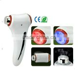Skin Care Options Deep cleaning Replenish essence 3MHZ Ultrasonic Photon Ionic skin lifting machine
