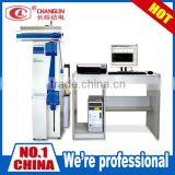 Yarn tensioner strength textile testing instrument