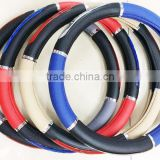 pvc car steering wheel cover Reflective film car steeing wheel cover car accessories pvc cover