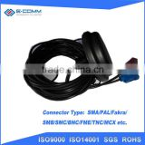 New arrival GPS combined Dielectric Antenna/gps gsm antenna with bracket with SMA connector