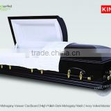 korean coffin CardDONMINION wood veneer cardboard casket