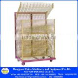 Factory directly supply Drying rack for mesh screen printing usage