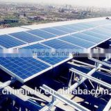 Commercial Ground Solar PV Mounting Support System