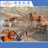 Complete Stone Production Line / Sand Making Plant / Heavy Machinery