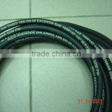 Favorites Compare wire braid High pressure Rubber Hydraulic Hose for Oil R2AT/2SN R1/1SN hose