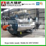 dissel heavy oil fired thermal oil boiler