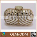 Hot sales high quality clear acrylic clutch bag evening bag                                                                         Quality Choice