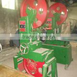 hot selling : wood cutting machine vertical band saw with carriage