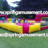 inflatable sport playground Inflatable Human Foosball SP-CU011