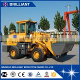 CE Approved 1.8t Telescopic Wheel Loader Tire Chains