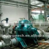 Apply to petrochemical API 610 BB1 double suction horizontal split case centrifugal pump