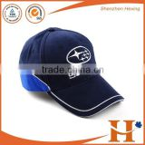 Flat embroidery logo Waterproof golf cap,golf flat cap,breathable golf cap,waterproof plug socket cap