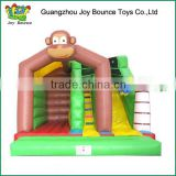 jungle monkey bouncing castles inflatable monkey bounce house jumping castle prices