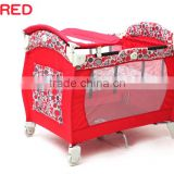 2016 New outdoor portable baby bed, travel carry foldable baby cotF309