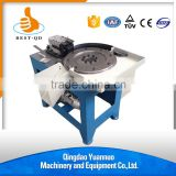 Alibaba China pneumatic flange marking machine metal fitting roll marking machine